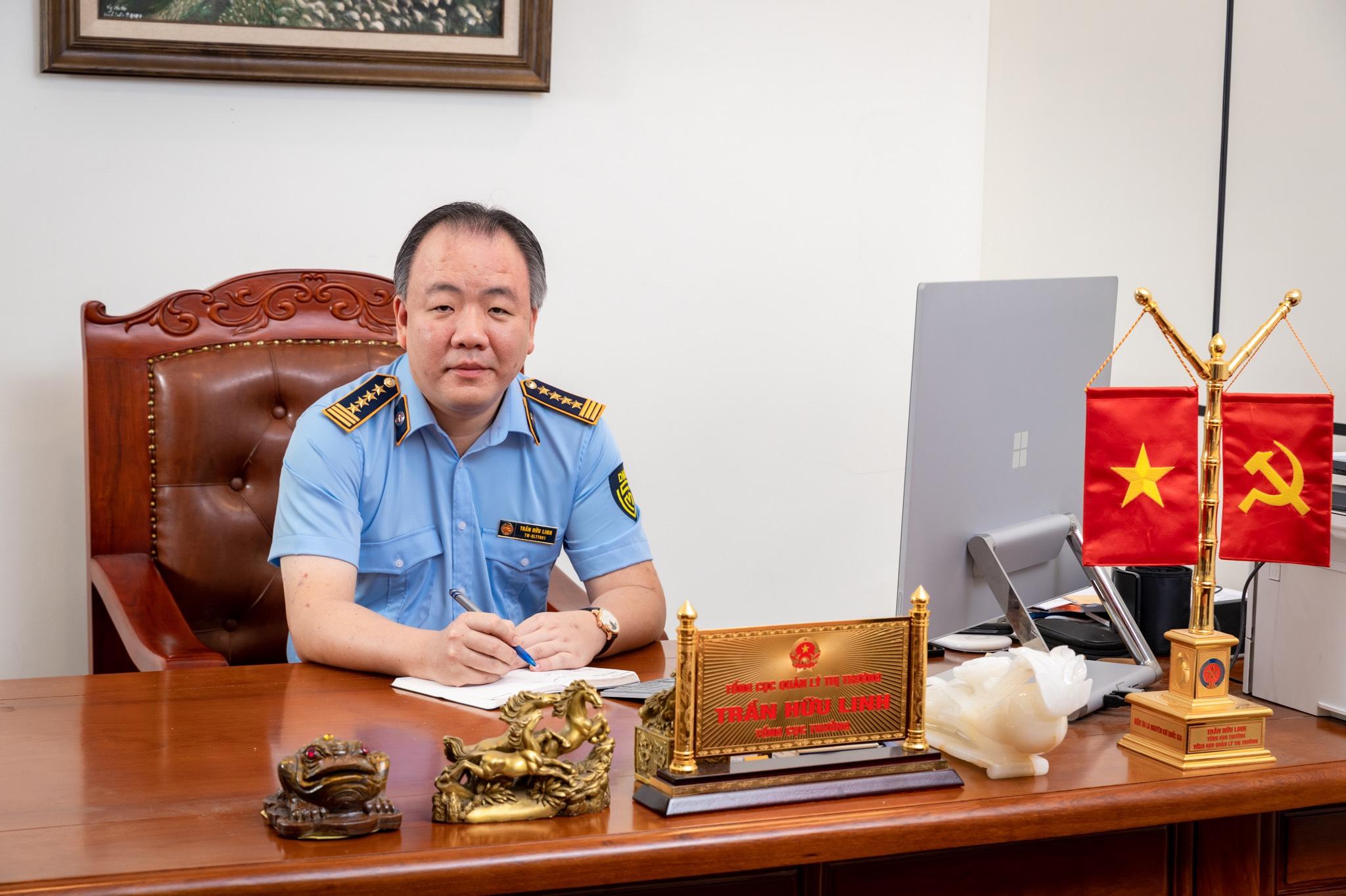 Tổng Cục trưởng Trần Hữu Linh gửi Thư chúc mừng toàn lực lượng nhân dịp 64 năm ngày Truyền thống